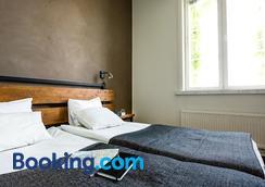 Hotelli Ville - ตัมเปเร - ห้องนอน