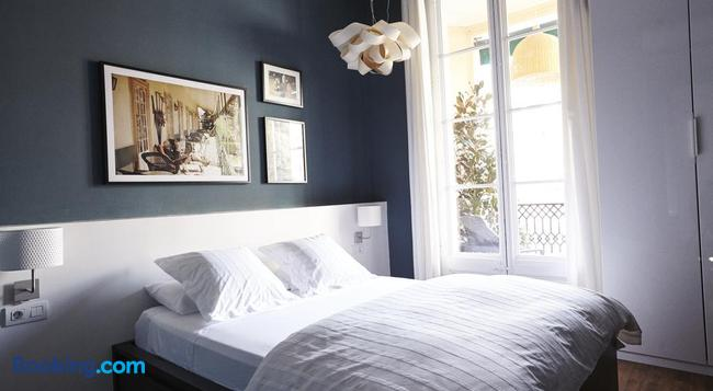 Close to Passeig de Gracia B&B - Barcelona - Bedroom