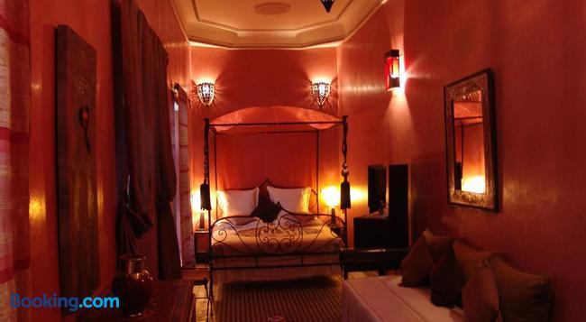 Riad Les Nuits de Marrakech - Marrakesh - Bedroom
