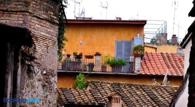 Locanda Degli Antiquari - Rome - Building