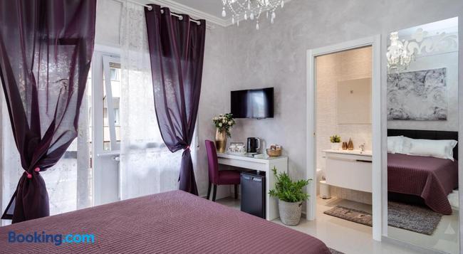 Dreamsrome Suites - Rome - Bedroom