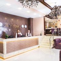 Bonapart Hotel Reception
