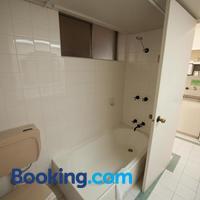 Parklane Motel Bathroom