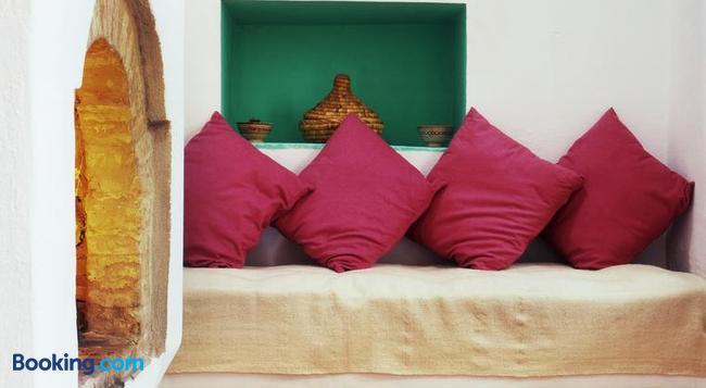 Dar Lazuli Bed & Breakfast - Essaouira - Bedroom