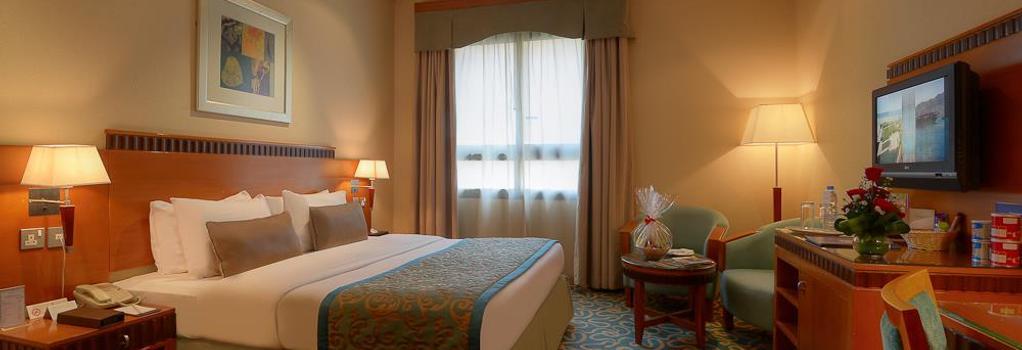 Golden Tulip Al Barsha - Dubai - Bedroom
