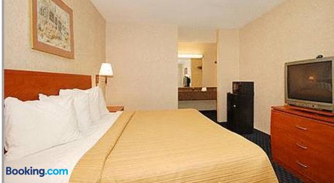 Greenville Inn & Suites - Greenville - Bedroom