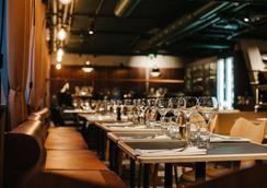 Best Western And Hotel - สตอกโฮล์ม - ร้านอาหาร