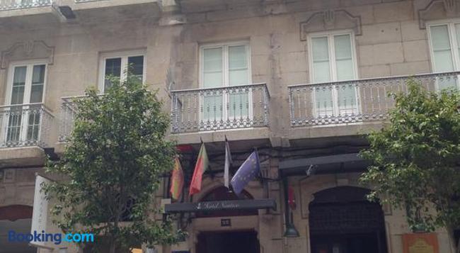 Hotel Náutico - Vigo - Building