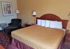 Americas Best Value Inn - เอวานส์วิลล์ - ห้องนอน