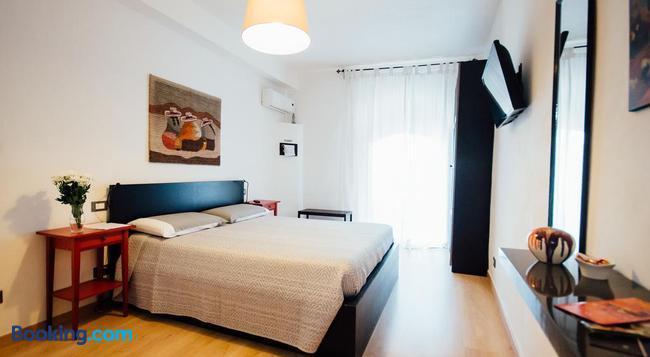 Bed à Cala - Palermo - Bedroom
