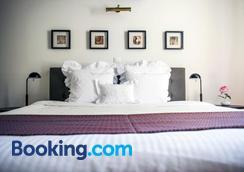 B&B The Herring's Residence - บรูจส์ - ห้องนอน