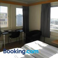 Euroway Hotel Guestroom