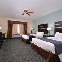 Best Western Plus Northwest Inn & Suites Two Queen Bed Guest Room