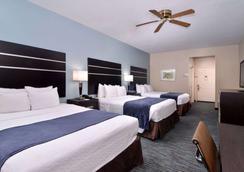 Best Western Plus Northwest Inn & Suites - ฮุสตัน - ห้องนอน