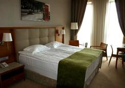 Cityhotel - เคียฟ - ห้องนอน