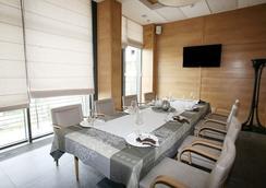 Cityhotel - เคียฟ - ร้านอาหาร