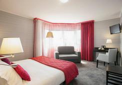 Best Western Allegro Nation - ปารีส - ห้องนอน