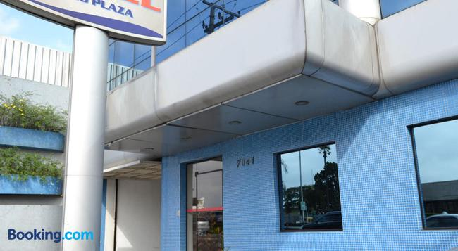 Aero Plaza Hotel - São Paulo - Building