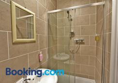 Central Hotel Gloucester by Roomsbooked - กลอสเตอร์ - ห้องน้ำ