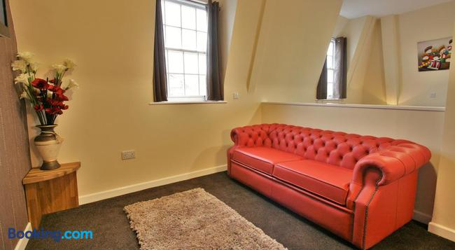 Central Hotel Gloucester by Roomsbooked - Gloucester - Bedroom