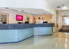 Best Western Plus Garden City Hotel - แคนเบอร์รา - ล็อบบี้
