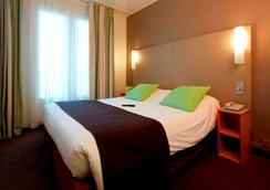 Campanile Paris 14 - Maine Montparnasse - ปารีส - ห้องนอน