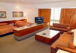 Sevilla Palace Hotel - เม็กซิโกซิตี้ - ห้องนอน