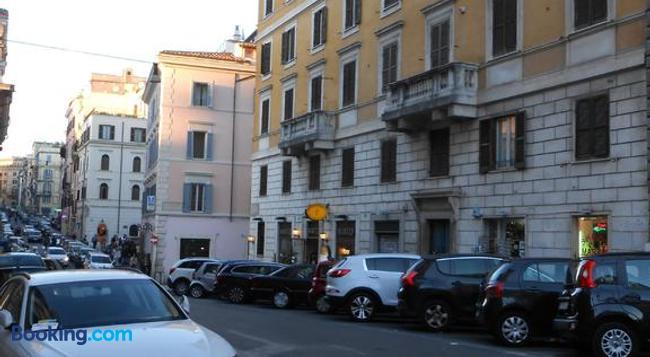 Zefiro Home - Rome - Building