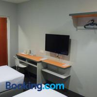 U Pac Hotel In-Room Business Center