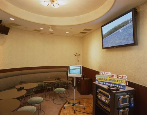 โรงแรมชินางาวะ พรินซ์ - โตเกียว - บาร์