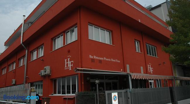 Hotel Fiera - Bolzano - Building