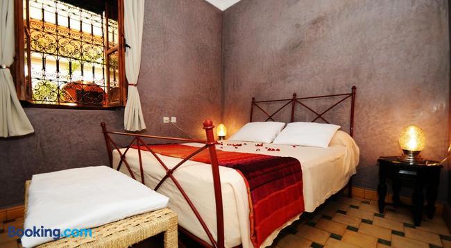 Riad Hadda - Marrakesh - Bedroom
