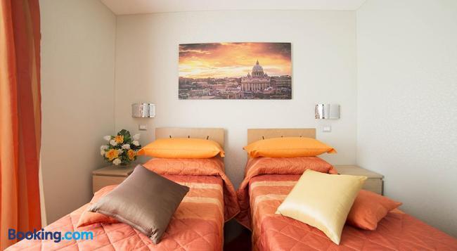 Di Fronte Alla Cupola - Rome - Bedroom
