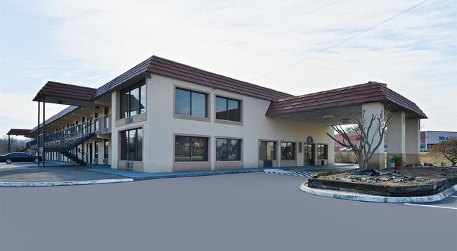 Americas Best Value Inn - Knoxville - Building