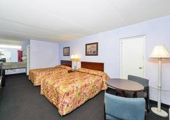 Americas Best Value Inn - น็อกซ์วิลล์ - ห้องนอน