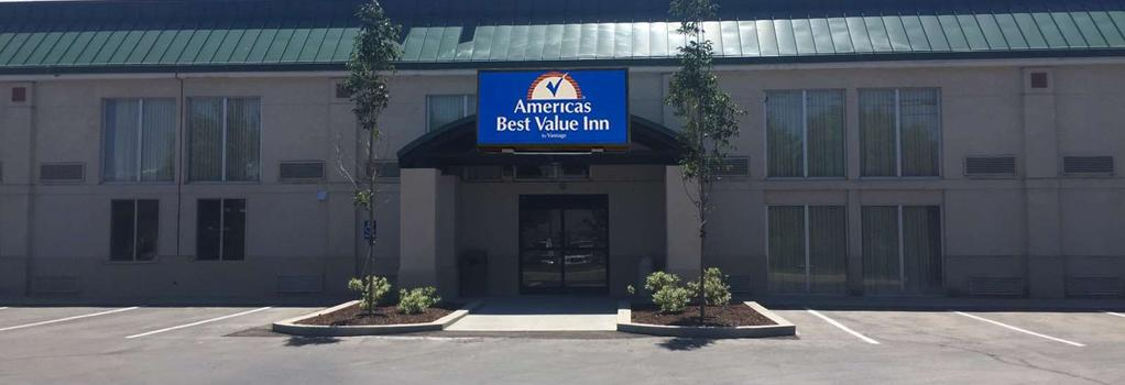 Americas Best Value Inn & Suites Boise - Boise - Building