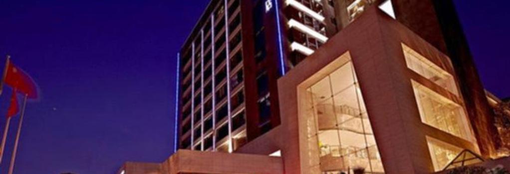 Changsha Kingfun International Hotel - Changsha - Building