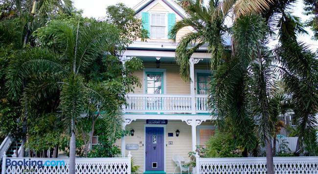 Seaport Inn - Key West - Building
