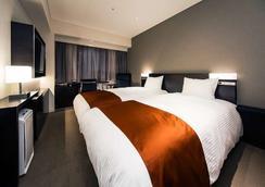 Daiwa Roynet Hotel Ginza - โตเกียว - ห้องนอน