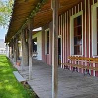 Buffalo Bill Village Cabins Exterior view