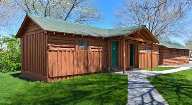 Buffalo Bill Village Cabins - Cody - Building