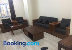 Al Noor Saadah Furnished Apartments - ซาลาลาห์ - ห้องนั่งเล่น
