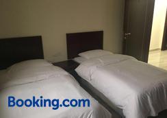 Al Noor Saadah Furnished Apartments - ซาลาลาห์ - ห้องนอน