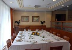 Best Western Premier Hotel Dante - บาร์เซโลน่า - ร้านอาหาร