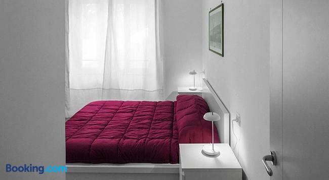 Bed & Breakfast Nilo32 - Naples - Bedroom
