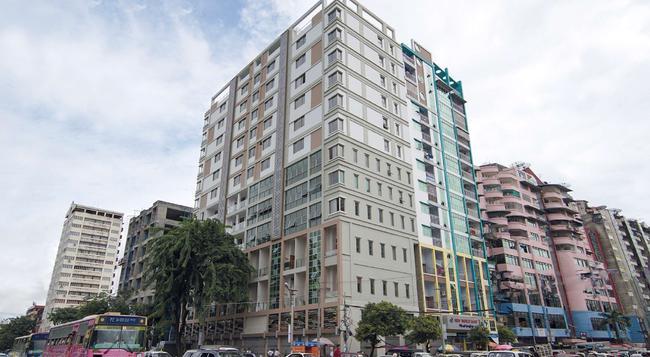 Best Western Chinatown Hotel - Yangon - Building