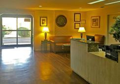 Americas Best Value Inn - ออสติน - ล็อบบี้