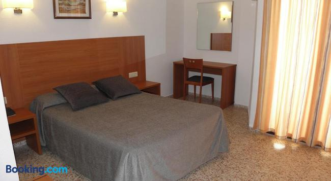 Hotel Jardín - Oropesa del Mar - Bedroom