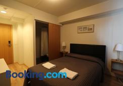 100 Iceland Hotel - เรคยาวิก - ห้องนอน