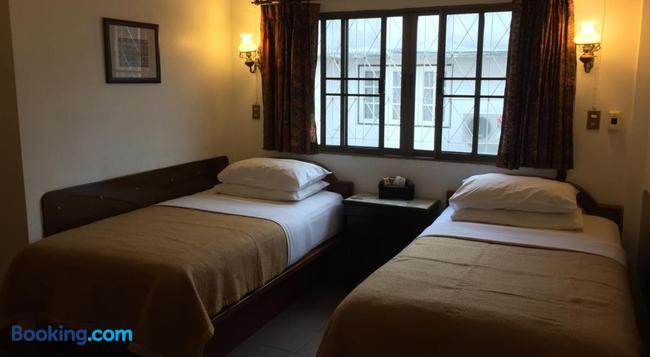 Buakao Inn - Ko Pha Ngan - Bedroom